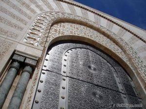 Decoration, gate