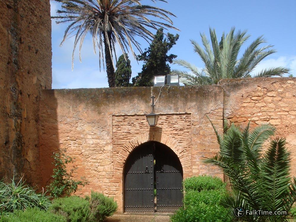 Small gate