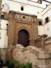 Gate of palace
