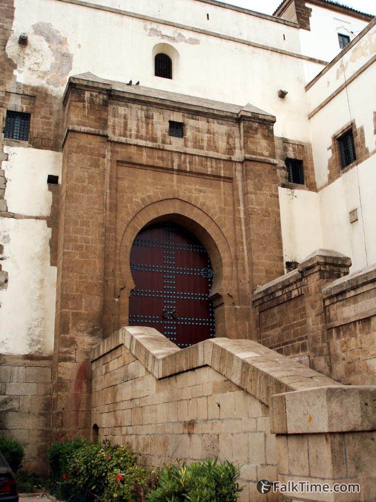 Gate of palace