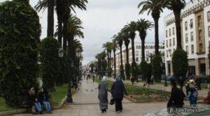 Moroccan women