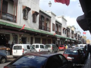 Mellah street