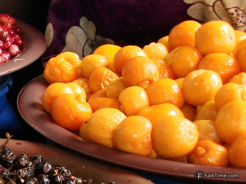 Moroccan preseserved lemons