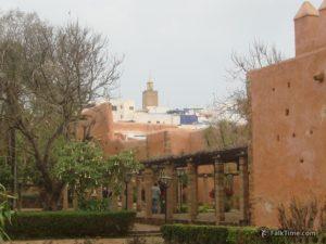 Andalusian garden