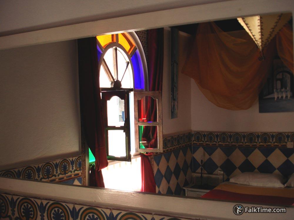 Room of riad in Essaouira