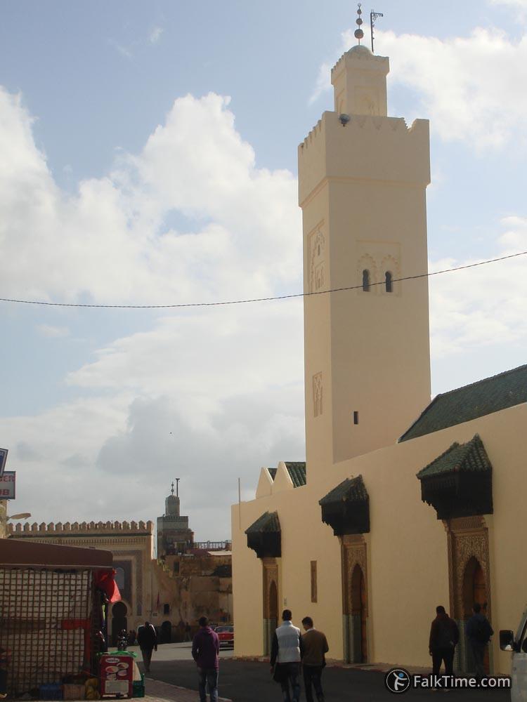 Bou Jeloud mosque