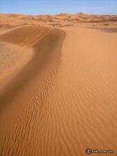 Sand waves, dunes