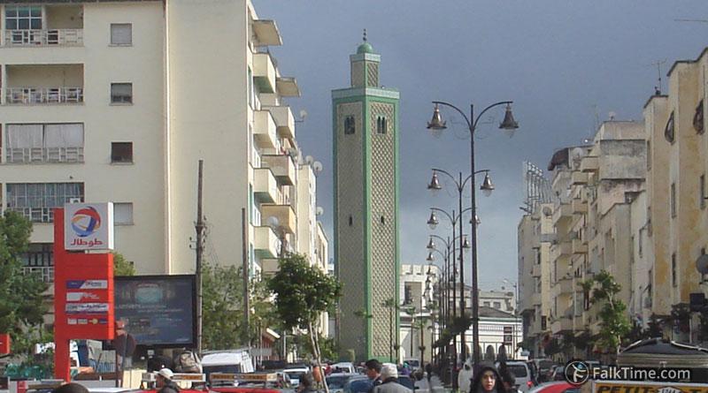 Al-Tajamouati mosque, Fes