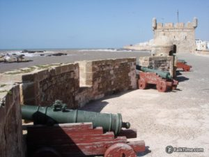 Dutch canons at Borj el-Barmil