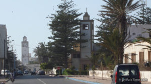 Catholic church in Essaouira