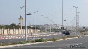Sidi Mogdoul lighthouse in Essaouira