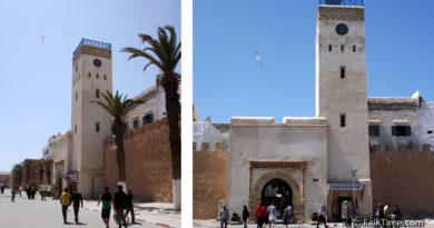 Clocktower of Essaouira