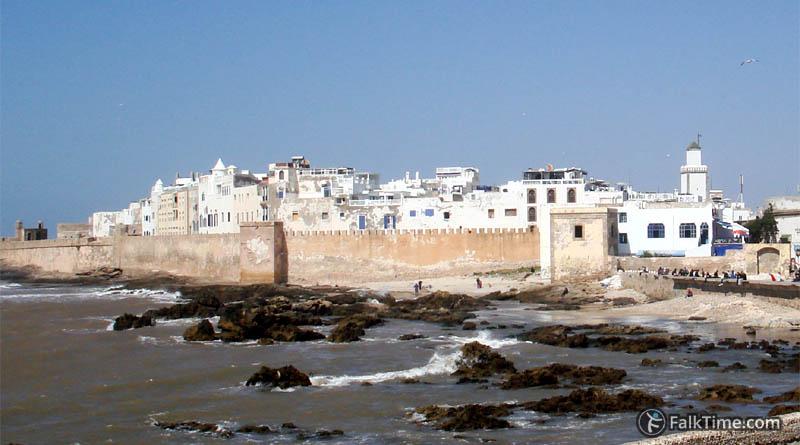 View to medina