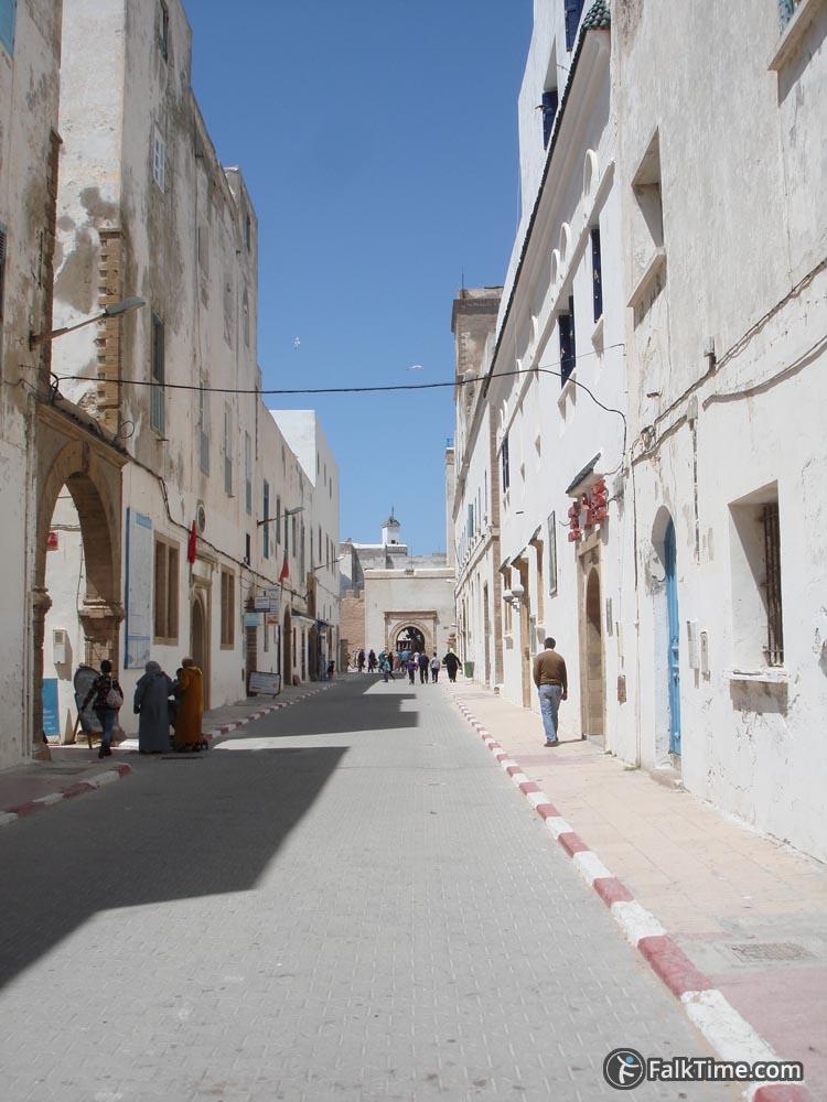 """""""New"""" part of medina"""