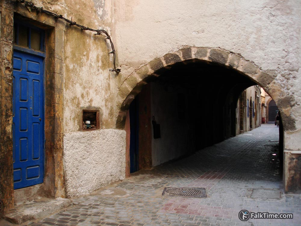 Low archway