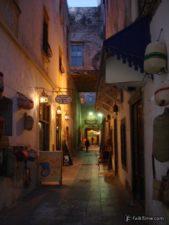 Evening in Essaouira
