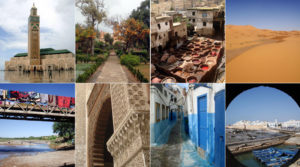 All of Morocco in 16 days, itinerary