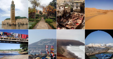Morocco 16 days tour