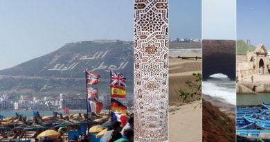 Agadir itinerary